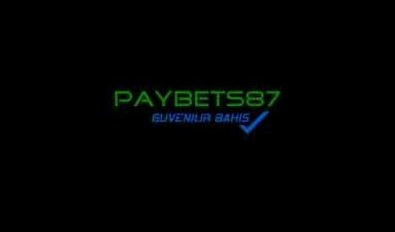 paybets87 giris